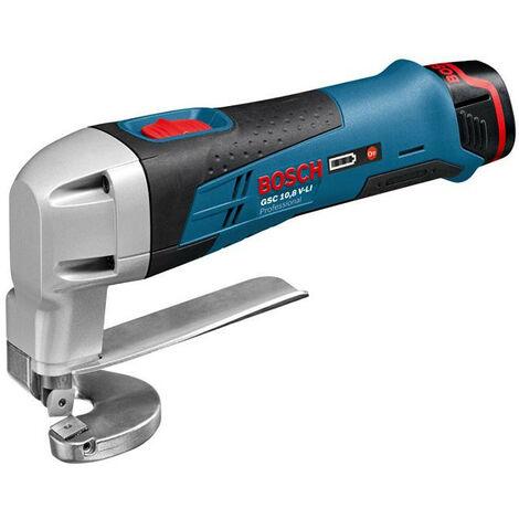 Bosch - Cisaille sans fil 1.3mm 10.8V Lxt - GSC 10.8 V-LI