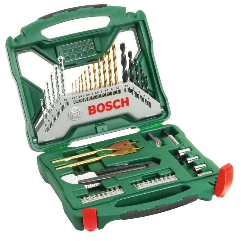 Bosch 2607010608 X-Line Classic Foret et Embout Tournevis Set 34 pieces