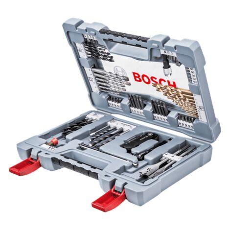 """main image of """"Bosch Coffret de forets et embouts de vissage Premium X-Line 76 pièces"""""""