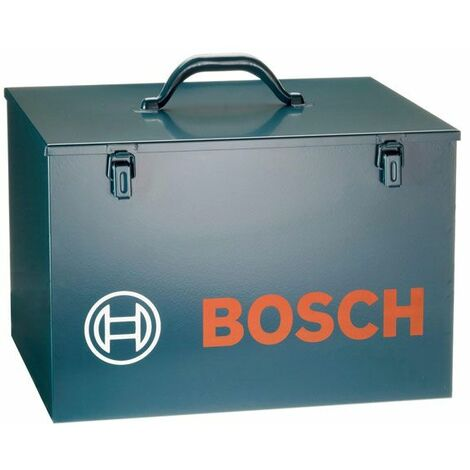 Bosch Coffret de transport en métal 420 x 290 x 280 mm