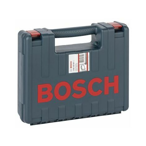 Bosch Coffret de transport en plastique, 350 x 294 x 105 mm, pour GSB 13 RE GSB 1600 RE - 2605438607