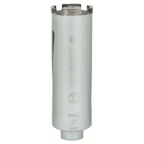 """Bosch Couronne de forage à sec diamantée G 1/2"""" 52 mm, 150 mm, 4 segments, 7 mm"""