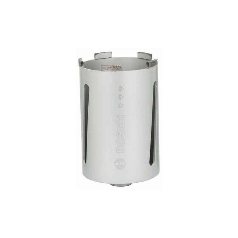 Bosch 2608587333 Couronne de forage /à sec diamant/ée G 1//2 152 mm 150 mm 7 segments 7 mm