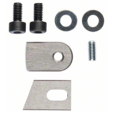 Bosch Couteaux, jeu de 5 pièces pour tôles - 3607010028
