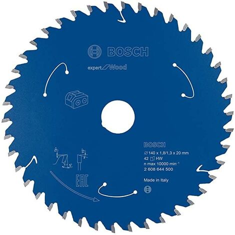 Bosch CSB Expert for Wood Circular Saw Blade 140 x 20 x 1.8/1.3 x 42T