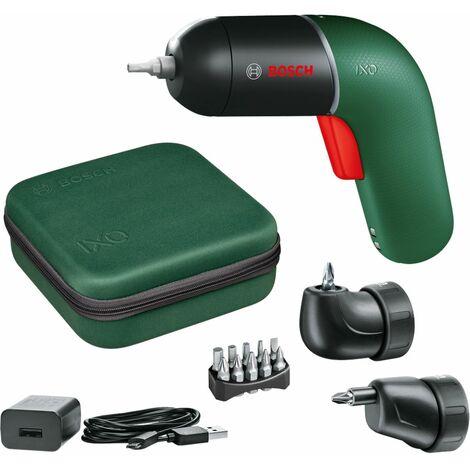 Bosch Destornillador a batería de 3,6 V IXO 6 Classic Set