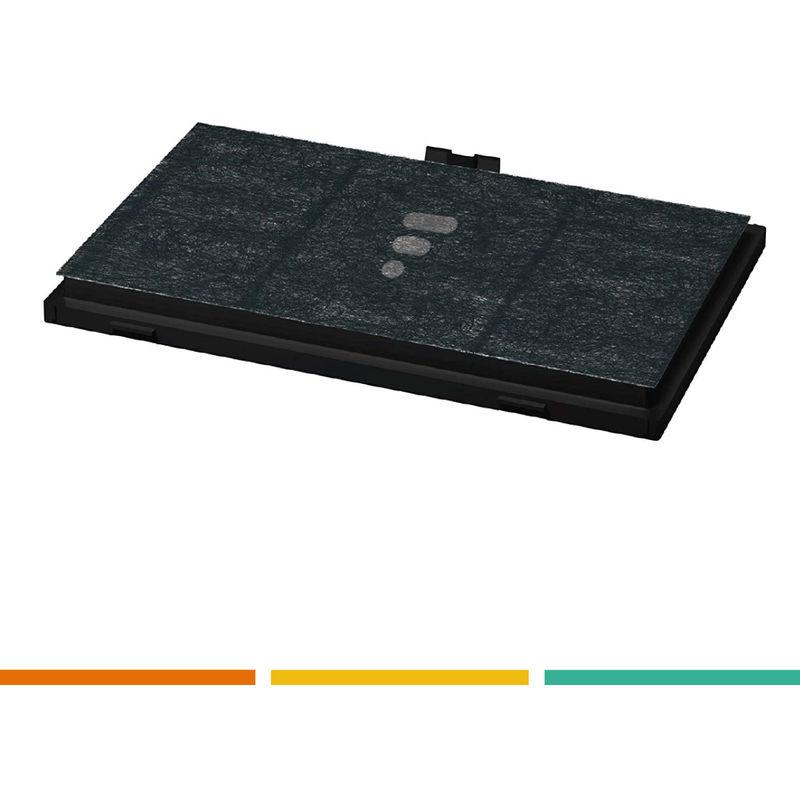 filtre à charbon actif pour hotte Bosch DFM064A51