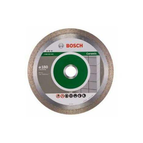 Bosch Diamanttrennscheibe Best for Ceramic, 180 x 22,23 x 2,2 x 10 mm