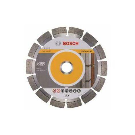 Bosch Diamanttrennscheibe Expert for Universal, 125 x 22,23 x 2,2 x 12 mm 2608602565