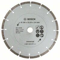 Bosch Diamanttrennscheibe für Baumaterial, Ø 125 mm 2607019475