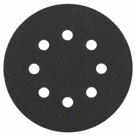 Bosch Disque abrasif Best for Stone, pack de 5, auto-agrippant, 115 mm, 80 - 2608605558