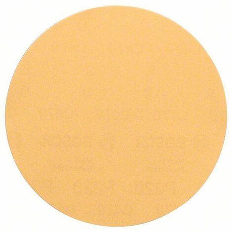 Bosch Disque abrasif C470, 225 mm, G100, pack de 25 - 2608621029
