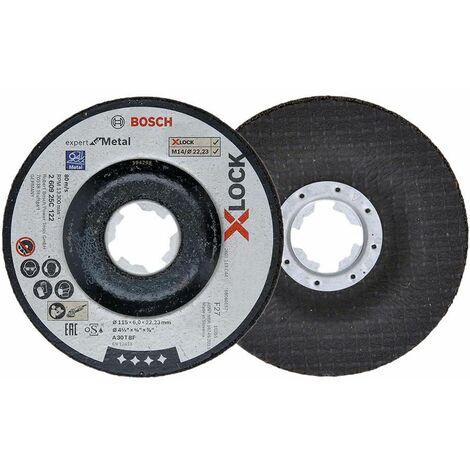 Bosch Disque abrasif Expert for Metal 115 x 6 x 22,23 - 260925C122