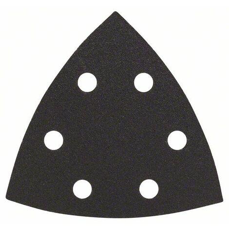 Bosch Disque abrasif F355, pack de 5, G180 - 2608605195