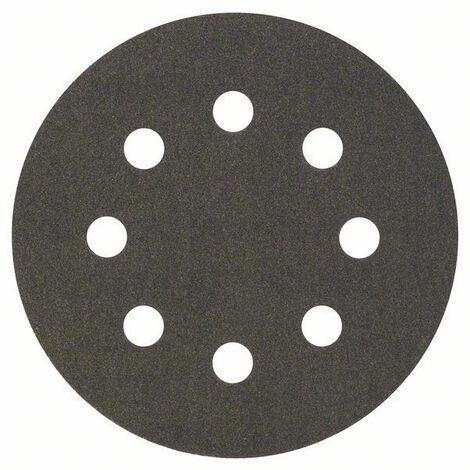 Bosch Disque abrasif, pack de 5, auto-agrippant, 115 mm, 240 - 2608605561