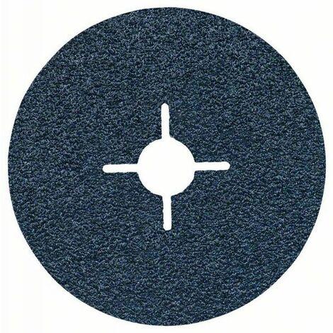 Bosch Disque abrasif sur fibres R574, Best for Metal, 2 608 607 255