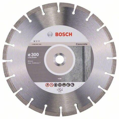 BOSCH Disques à tronçonner diamantés béton - Standard for Concrete
