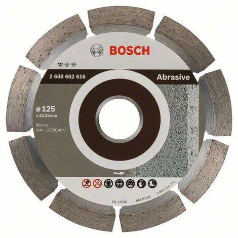 BOSCH Disques à tronçonner diamantés - Standard for Abrasive