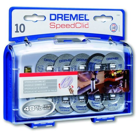 Bosch Dremel #SC690 Dremel SpeedClic Schneid-Set