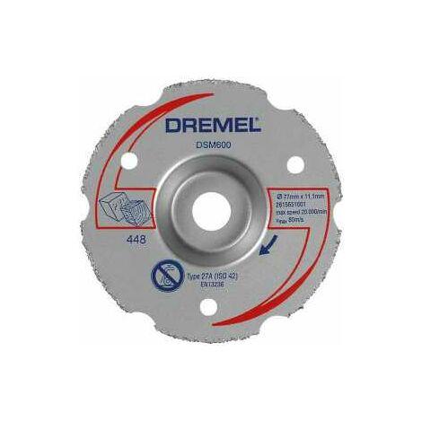 Bosch DSM600 Mehrzweck-Gerad-Trennscheibe