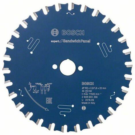Bosch EX SH H 165x20-30 / 165 x 20 x 2,0/1,6 x 30