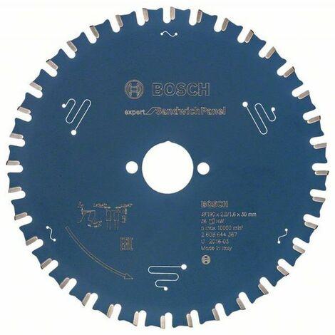 Bosch EX SH H 190x30-36 / 190 x 30 x 2,0/1,6 x 36