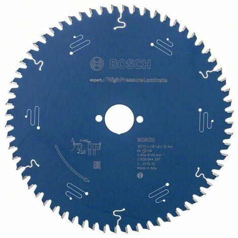 Bosch EX TR H 235x30-64 235 x 30 x 2,8/1,8 x 64
