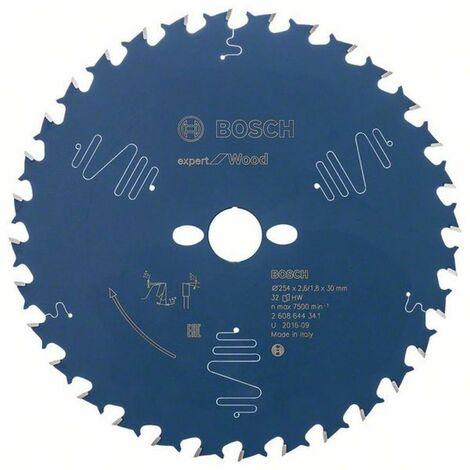 Bosch EX WO T 254x30-32 / 254 x 30 x 2,6/1,8 x 32