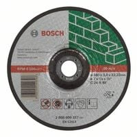 Bosch Expert for Stone cutting disc with depressed centre C 24 R BF. 180 mm. 3.0 mm 2608600317