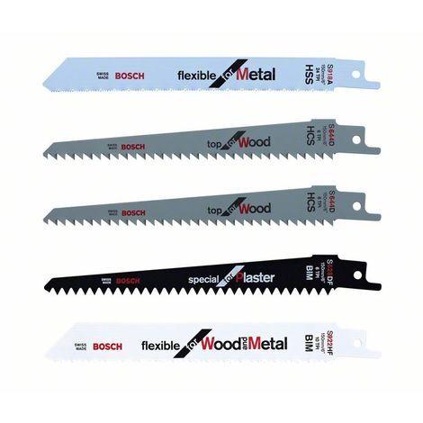 BOSCH F016800307 Surtido de cuchillas
