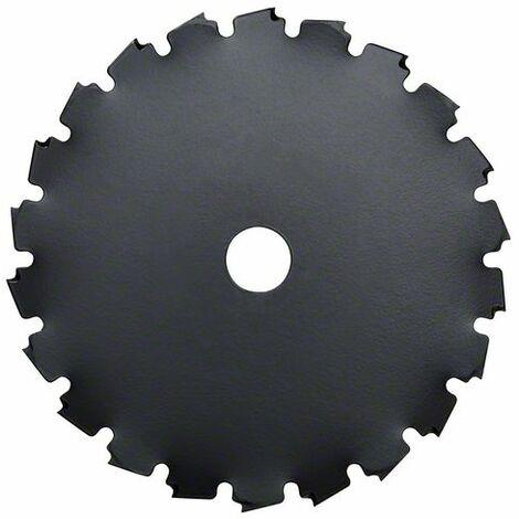 BOSCH F016800404 Acc desbrozadora batería Hoja de sierra (22 dientes)