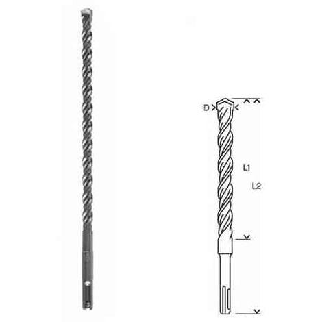 BOSCH Forets béton SDS-Plus-5 (S4L) (Ø 9 mm, 165 mm)