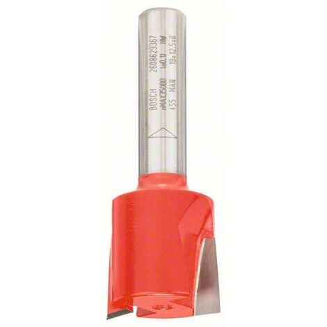 Bosch Fraises à rainurer pour charnières 8 mm, D1 19 mm, L 12,5 mm, G 51 mm
