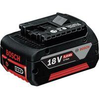 Bosch GBA 18 V 5 Ah M-C Professional 1600A002U5 Batterie