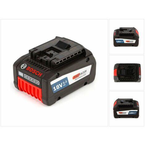 Batteria Bosch GBA 18V 6,0 Ah M-C ioni di litio professionale Flexible Power Sys