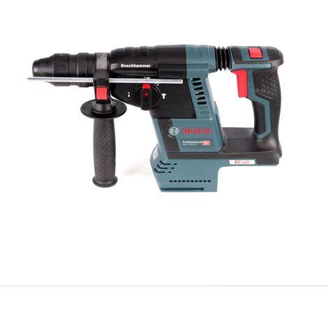 Bosch GBH 18 V-26 F Perforateur sans fil Professional SDS-Plus + Mandrin automatique interchangeable - Sans Batterie, Sans Chargeur, Sans Coffret