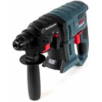 Bosch GBH 18V-20 Professional Martillo perforador a batería con SDS-Plus - Sin batería, sin cargador incluidos