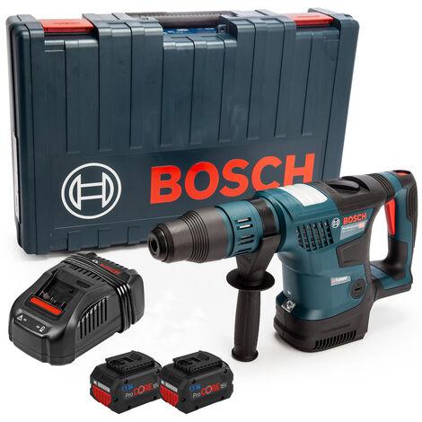 """main image of """"Bosch GBH 18V-36 C 18V Brushless SDS Max Rotary Hammer Drill BITURBO Kit 0611915073:18V"""""""