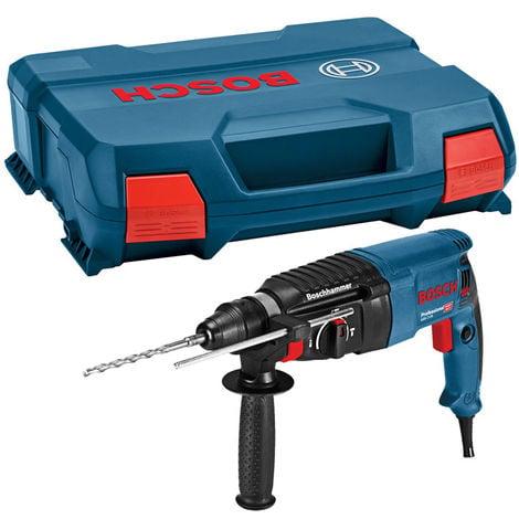 Bosch GBH 2-26 SDS+ Plus Rotary Hammer Drill 240V in Case 06112A3070:240V