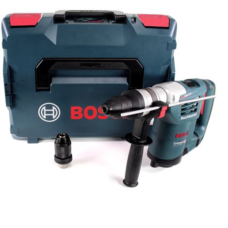 Bosch GBH 4-32 DFR SDS-plus Martillo combinado + incluyendo portabrocas en maletín - 900W - 4,2J
