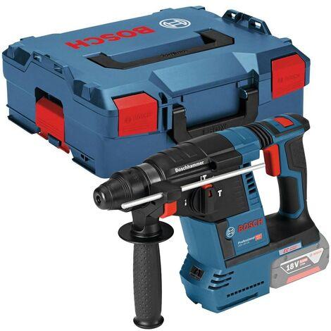 Bosch GBH18V-26 18v 3 Function Brushless SDS Drill GBH18V26 Bare + Lboxx Case