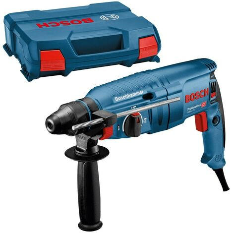 Bosch GBH2-25D 240v SDS Plus Rotary Hammer Drill 790w GBH225D - Includes Case