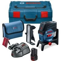 Bosch GCL 2-50 C Red Beam Line Laser Bundle 12V