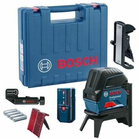 Bosch GCL 2-50 - Niveau laser dans mallette - 20m