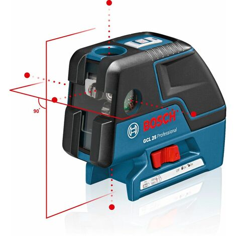 Bosch GCL 25 Laser points - 30m