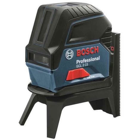 BOSCH GCL2 15BT Self Levelling Combi Laser Rotating Mount and Tripod