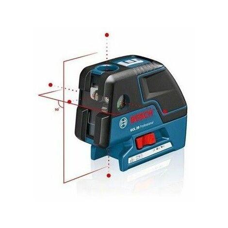 Bosch GCL25 - Nivel láser