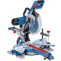Bosch GCM 350-254 230v 254mm 10in Double Bevel Sliding Mitre Saw 1800w - 0601B22670