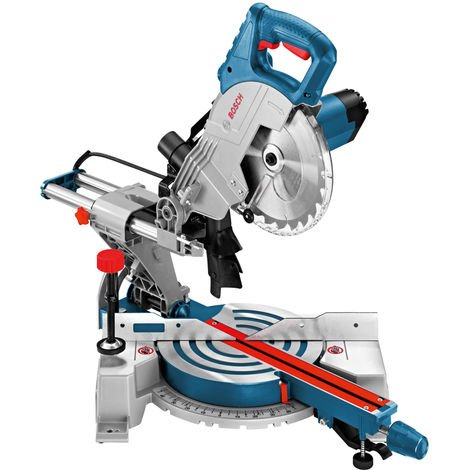 "Bosch GCM 800 SJ 110V 8"" Sliding Mitre Saw Single Bevel 0601B19060"