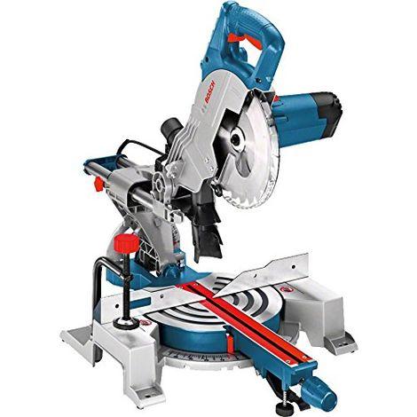 Bosch GCM800SJ 216mm Sliding Mitre Saw 1400W 110V